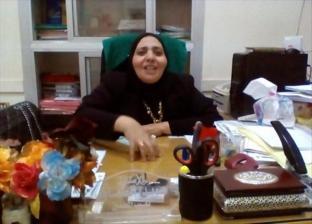 هويدا الطماوى نقيب معلمين أسيوط