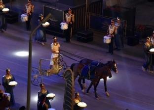 احتفالية نقل المومياوات الملكية