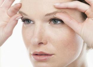 علاج تساقط شعر الحاجب