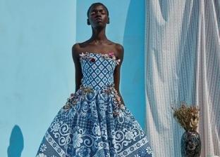 فستان من تصميم مهند كوجاك