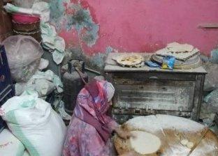 ستات «حارة المنوفية» فى الخدمة: الجزّارة وصانعة الرقاق وبائعة الفراخ