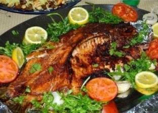 طريقة تحضير سمك المكسوف باسهل الطرق