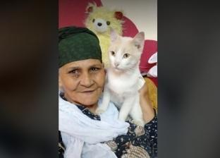 أم محمود كعب داير على المستشفيات بسبب القطط