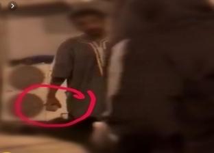 اعتداء رجل على فتاة سعودية