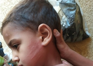 مدرس يعتدي على طفل بسوهاج