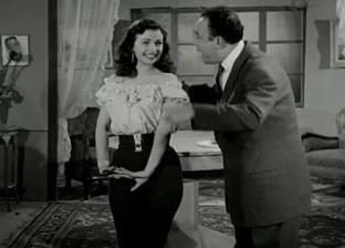 الراقصة كيتي وإسماعيل ياسين
