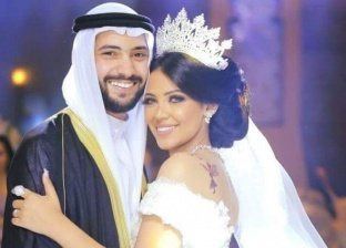زفاف مصرية على شاب سعودي