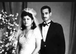 جمال عبدالناصر وتحية كاظم