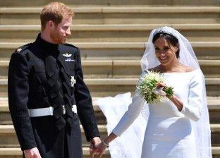 الأسرة الملكية البريطانية تحتفل بالعام الأول على زواج الأمير هاري