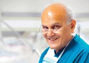 جراح القلب العالمي مجدي يعقوب