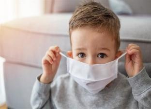 إصابة الأطفال بفيروس كورونا