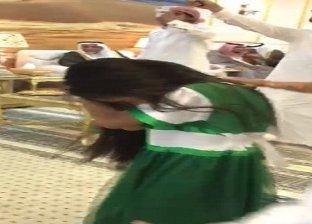 طفلة سعودية