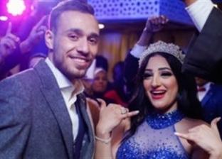 محمد عنتر ودنيا الحلو
