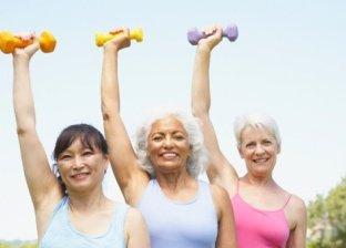 كبار السن وممارسة الرياضة