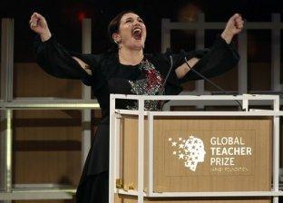 أفضل معلمة في العالم