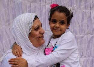 حفل عيد الأم في سجن القناطر