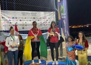 الطالبة بالجامعة المصرية اليابانية خلود منسى تتأهل لاولمبياد طوكيو 2020