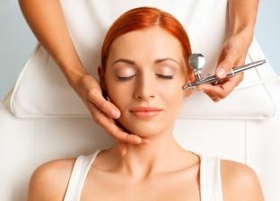 علاج الوجه بالأكسجين