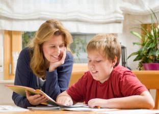 نصائح لمساعدة الأبناء على المذاكرة في موجة الطقس السيء