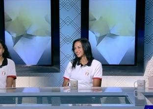 بطلات دورة الألعاب الإفريقية بالمغرب