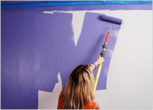 5 نصائح للحصول على طلاء المنزل بشكل جيد
