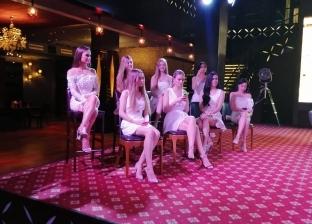فعاليات المؤتمر الصحفي لملكات جمال العالم للسياحة والبيئة مس ايكو بالغردقة