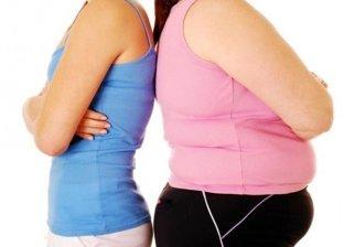 أسباب زيادة الدهون حول منطقة البطن