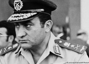 الرئيس الراحل محمد حسني مبارك