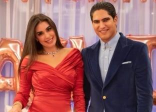 ياسمين صبري وأحمد أبو هشيمة