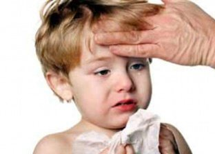 ادات منزلية لمواجهة نزلات برد طفلك