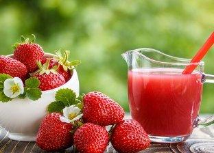 أضرار الفراولة على صحة الجسم