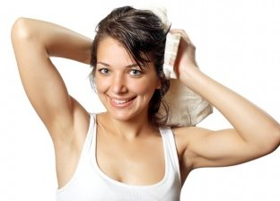 الأفوكادو وزبدة الشيا لعلاج تقصف الشعر
