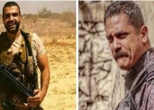 الشهيد أحمد المنسي وأمير كرارة