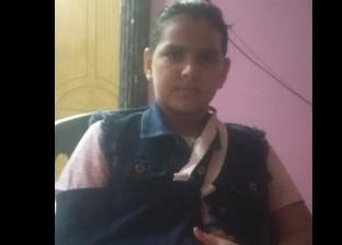هبة تتعرض للضرب لتأخرها في سداد مصروفات الدرس
