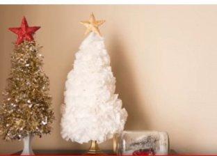 كيف تصنعين شجرة الكريسماس من ورق الكاب كيك