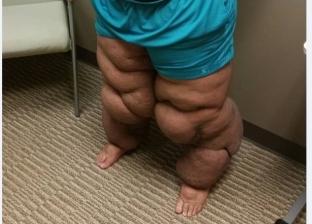 ساقي الفتاة الأمريكية