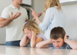 أب يضع أولاده في ملجأ للانتقام من طليقته