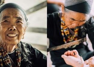 أقدم سيدات الوشم في الفلبين