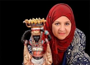 دينا دياب مصممة تورت