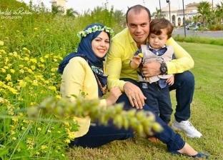 أسرة الشهيد الرائد أحمد الشبراوي