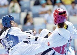 فتيات يمارسن الرياضات القتالية