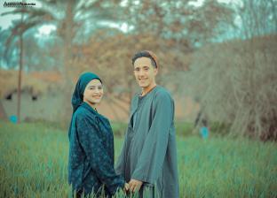 أحمد وخطيبته
