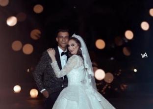 عصام صاصا وزوجته