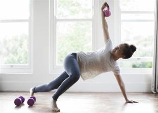 تمارين صباحية لنشاط الجسم