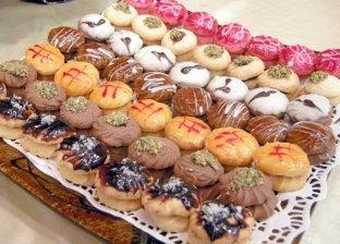تعرف على السعرات الحرارية في حلويات العيد