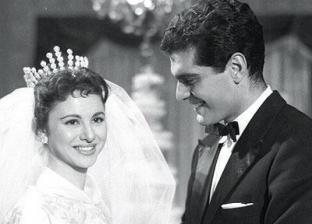 فاتن حمامة - عمر الشريف