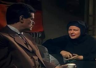 دلال عبدالعزيز وإبراهيم يسري