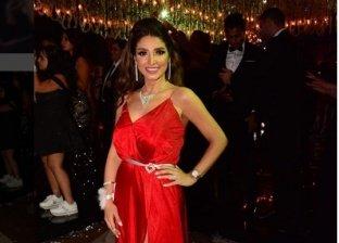روجينا في حفل زفاف شيماء سيف