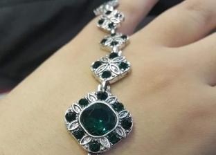 المجوهرات الفضية