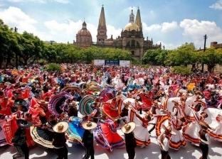 أكبر رقصة فولكلورية في العالم